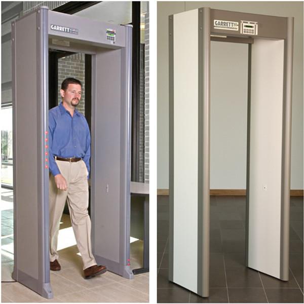 LOGO_Garrett Durchgangsdetektoren für die Personenkontrolle - PD 6500i DualOptics & MT 5500