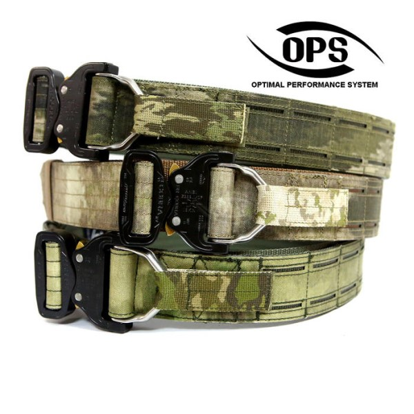 LOGO_D-RING COBRA® WARRIOR BELT