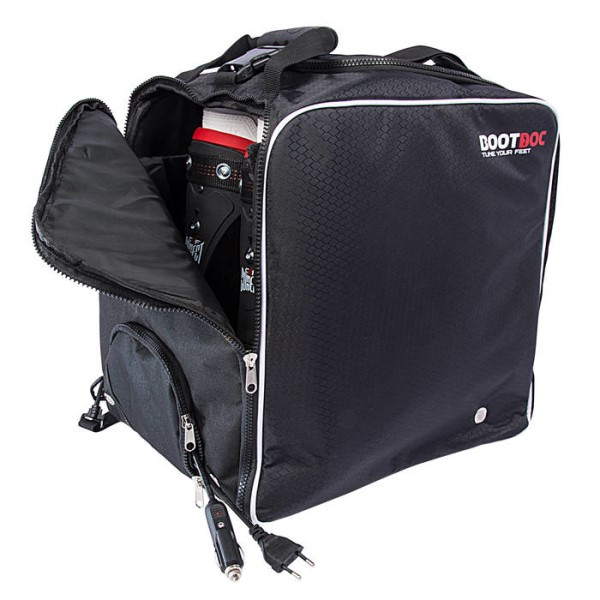 LOGO_BD HEATED SKI BOOT BAG