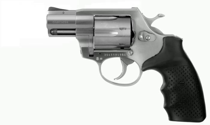 LOGO_STEEL COP-S Revolver Edelstahl