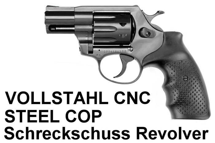 LOGO_STEEL COP Revolver brüniert