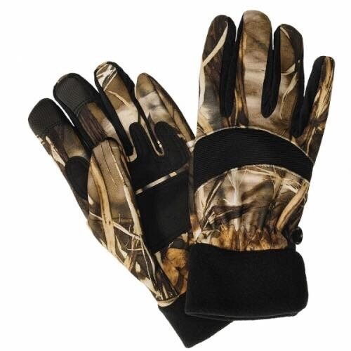 LOGO_GLOVES FOR HUNTING, SHOOTING, POLICE & ARMY