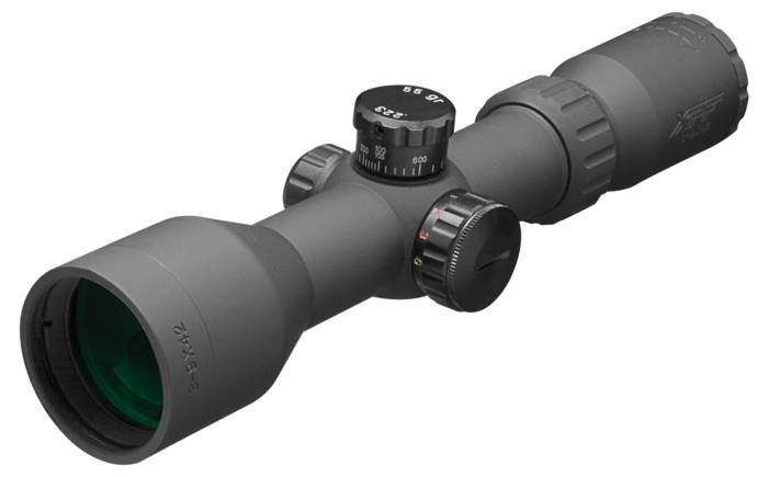 LOGO_XPF SERIES 3-9x42mm RIFLESCOPE W/ RANGEFINDER RETICLE