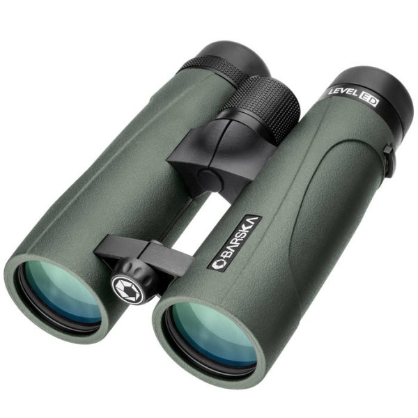 LOGO_10x42 Level ED Binoculars by Barska