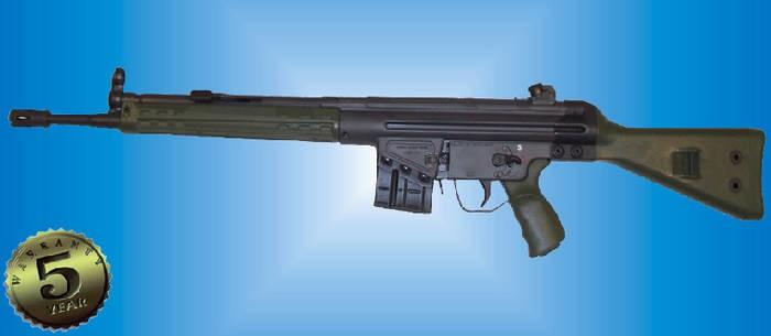 LOGO_Selbstladebüchse SAR M41 SPORTMATCH MF3 G3KT im Kaliber 308win