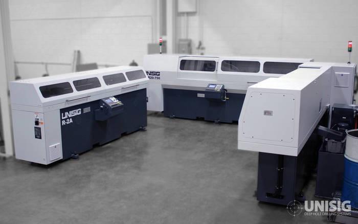 LOGO_3-Maschinen-Fertigungszelle für Läufe