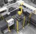 LOGO_Vollautomatische Roboterzelle