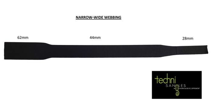 LOGO_Narrow-wide Webbing