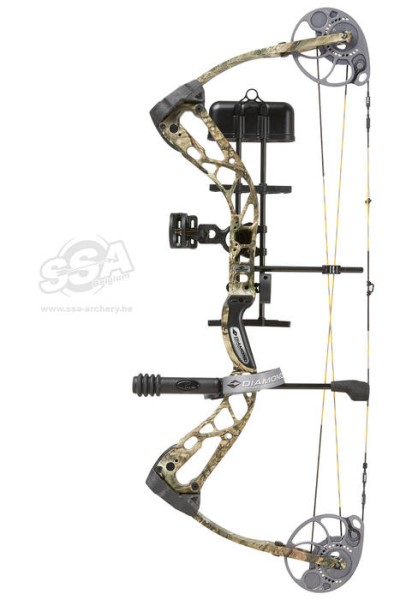 LOGO_Diamond compound bow package 'Edge SB-1'
