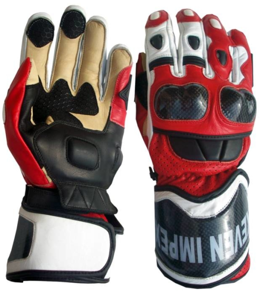LOGO_Motorbike gloves