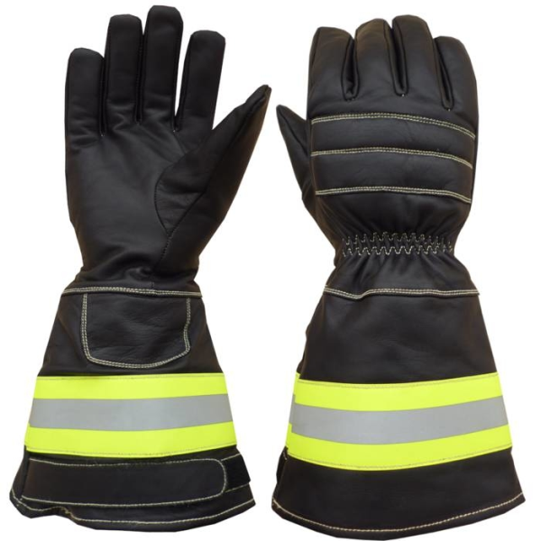 LOGO_Fire fighting Gloves