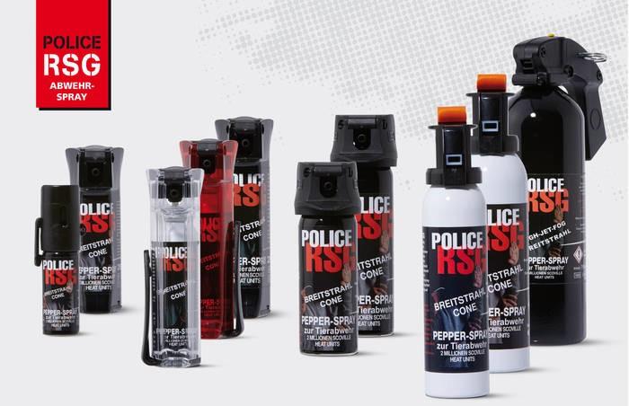 LOGO_Police RSG Abwehrspray