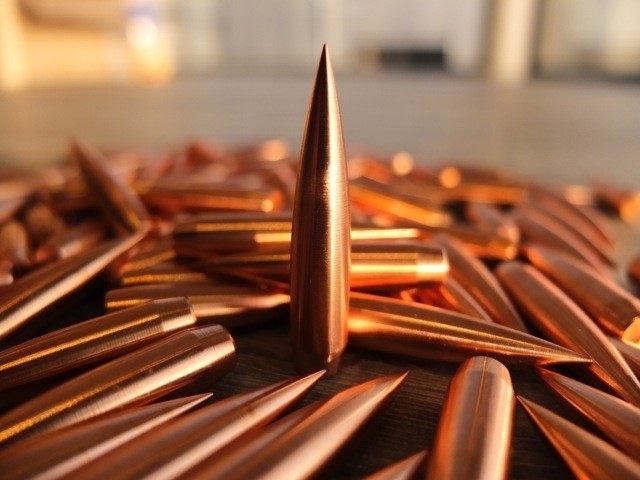 LOGO_high precision monolithic Copper and Brass Bullets