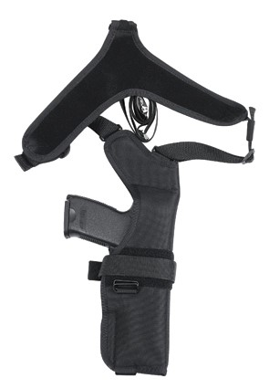 LOGO_Vertical shoulder holster