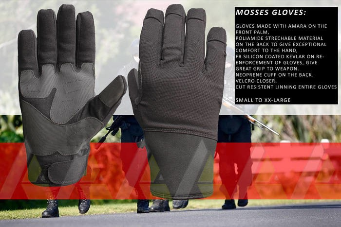 LOGO_Gloves stretchable