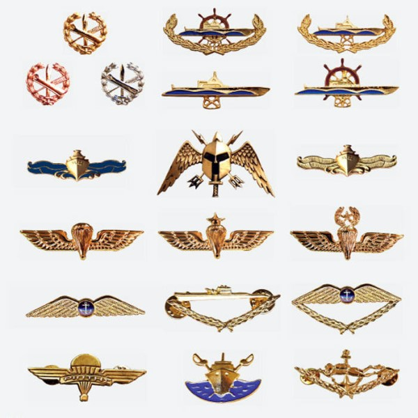 LOGO_Metal Badges