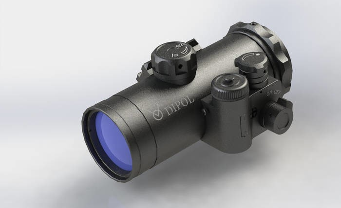 LOGO_Clip-on Nachtsicht-Monokular DN37
