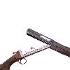 LOGO_Semi-automatic shotgun