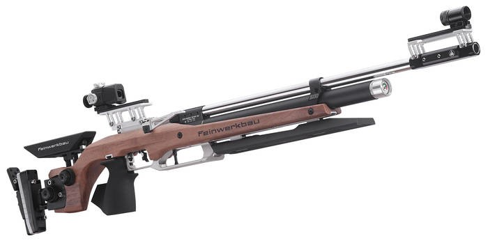 LOGO_Air Rifle 800 W for shooting on a rest