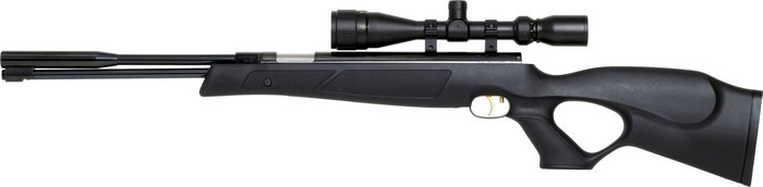 LOGO_Long range air rifle - HW 97 Black-Line