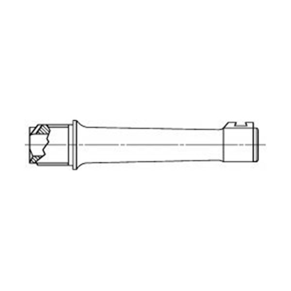 LOGO_Pistol barrel for Luger 08 pistol, Standard