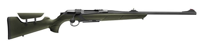 LOGO_Straight pull bolt action rifle RX HELIX Model Alpinist