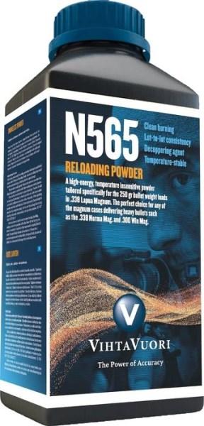 LOGO_Vihtavuori reloading powders
