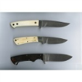 LOGO_Damascus Steel Hunting Knives and Blades