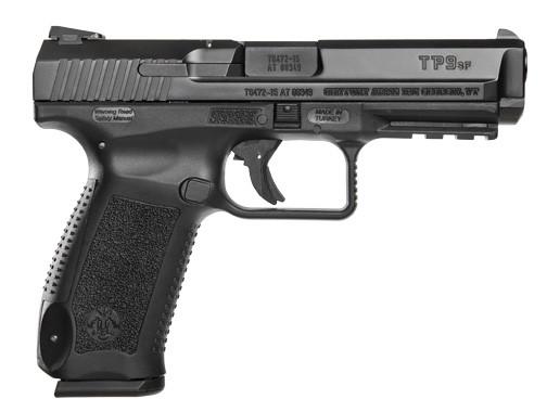 LOGO_TP9SF Pistol, Cal. 9mm (HG3358-N)