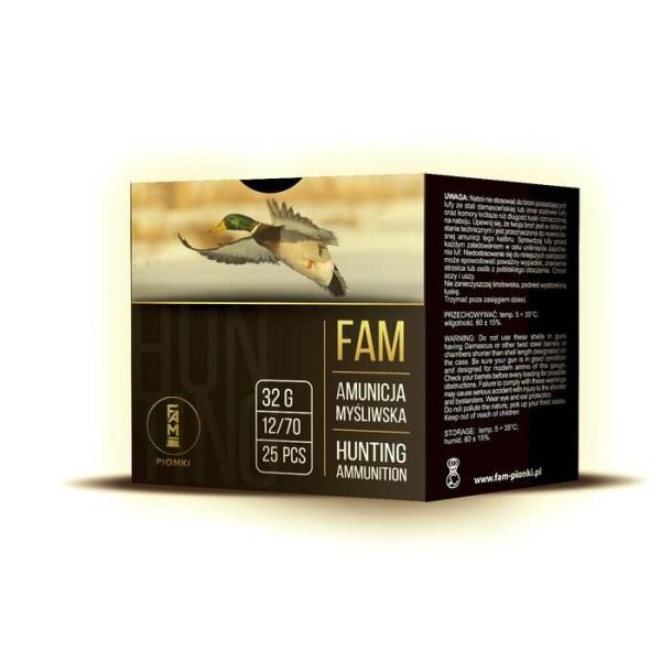 LOGO_FAM Hunting Ammunition
