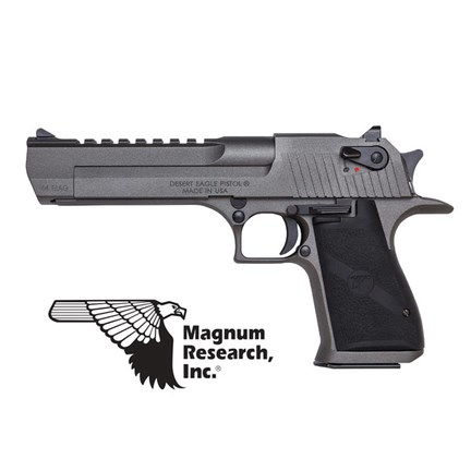 LOGO_Magnum Research®  Cerakote™ Tungsten Desert Eagle®