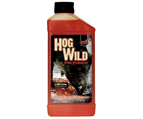 LOGO_Hog Wild Pig Punch