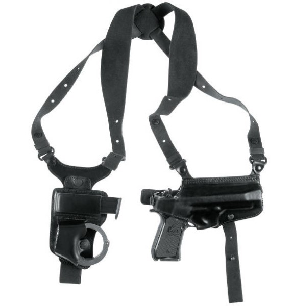 LOGO_SHOULDER HOLSTER HMV