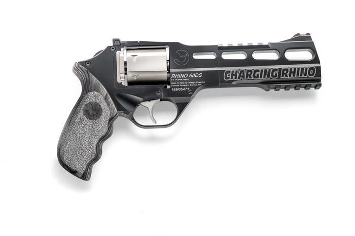 LOGO_Rhino Revolver 60DS Charging Rhino