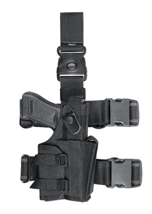 """LOGO_Multifunctional tactical holster for pistols 5"""""""