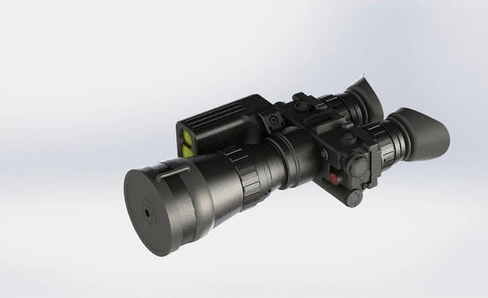 LOGO_Nachtsicht-Binokular D521R
