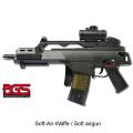 LOGO_BGS Softair Gewehr