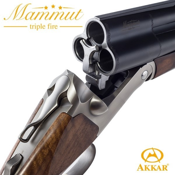 LOGO_Mammut Triple Barrel Shotgun