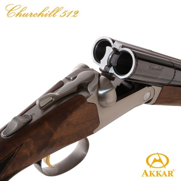 LOGO_Churchill 512 S/S Shotguns