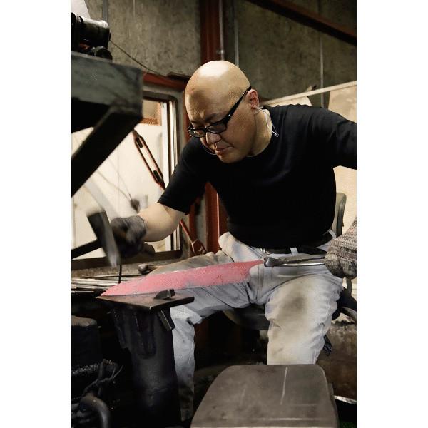 LOGO_Master Blacksmith/Shosui Takeda