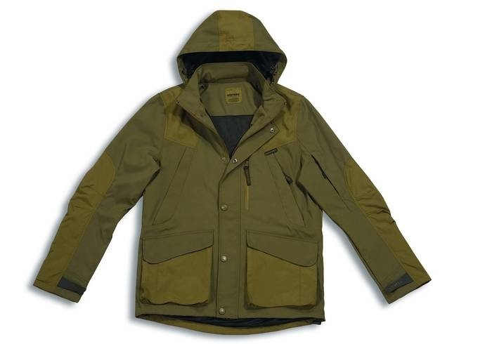 LOGO_9143 367 PARTRIDGE WATER REPELLENT JACKET