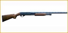 LOGO_12GA Pump Action Shotgun PF28WB