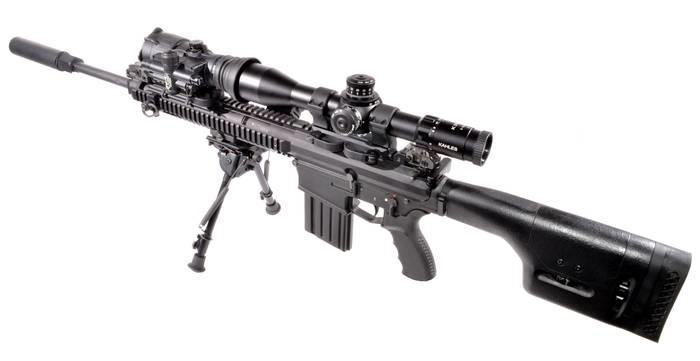 LOGO_Semi-automatic Sniper System LA-110