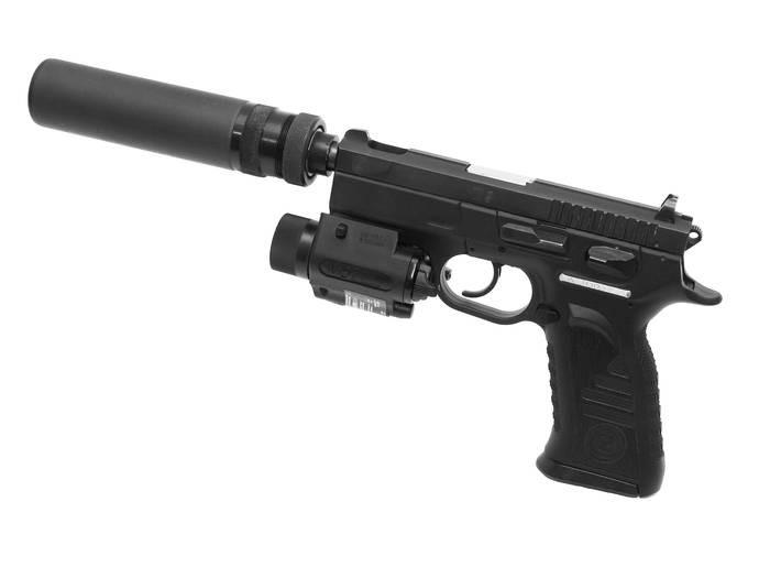 LOGO_Semi-automatic pistol ČZ TT9 PV