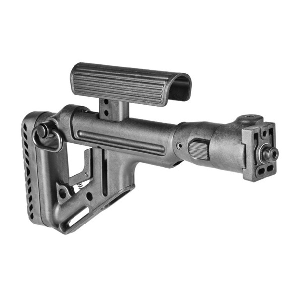 LOGO_FAB UAS-VZP - Tactical Folding Butt Stock w/ Cheek Piece For VZ. 58