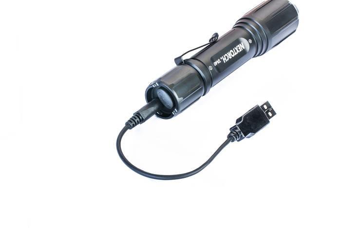 LOGO_TA40 -  1040 Lumen Einsatz-Taschenlampe