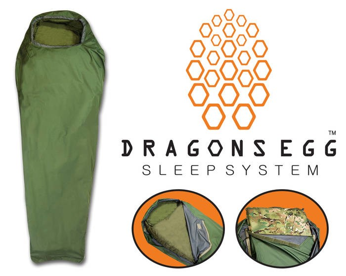 LOGO_Dragons Egg Schlafsystem
