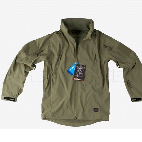 LOGO_Trooper Soft Shell Jacket