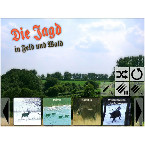 LOGO_Die Jagd – Real video scenes