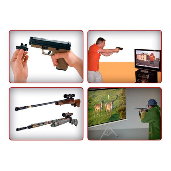 LOGO_iHunter Virtual Target System for rifles and shotguns.